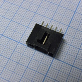 MSG 1X05M, 2.54mm