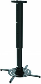 Кронштейн для проектора Cactus CS-VM-PR05L-BK черный макс.23кг настенный и потолочный поворот и наклон