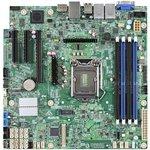 Материнская Плата Intel DBS1200SPLR Soc-1151 iC236 mATX ...