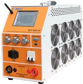 BCT-600/30 kit (Госреестр), Комплект интеллектуальное разрядно-диагностическое устройство аккум. батарей,10+1 датчиков,ток.клещи