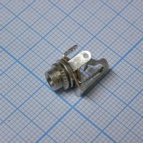 TS 3.5 (mini jack) 2812, Моно гнездо приборное