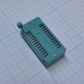 ZIF SCL-24, Панель с нулевым усилием