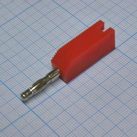 Щуп (1321R) красный