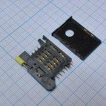 Sim card SCE-W2231-08-LF