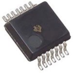 SN74LVT125DBR, BUFFER/LINE DRIVER 4-CH NON-INVERTING 3-ST BICMOS 14-PIN SSOP T/R