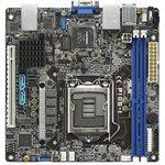 Материнская Плата Asus P10S-I Soc-1151 iC232 mini-ITX 2xDDR4 ...