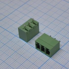 15EDGVC-3.81-03P-24-00AH (3 контакта через один)