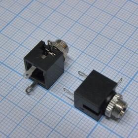 TS 3.5 (mini jack) 2822, Моно гнездо приборное