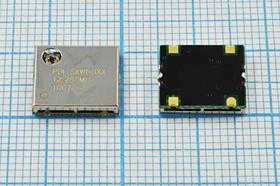 Термокомпенсированный кварцевый генератор 12.288МГц, 2.5ppm/-30~+75C, гк 12288 \VCTCXO\SMD11496C4\ SIN\3В\SM3212288XWNNXX