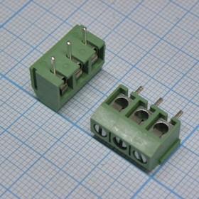DG301-5.0-03P-14-00AH, зелёный /переходим на синий