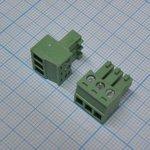 Фото 2/2 15EDGK-3.81-03, Ответная часть к клеммнику 15EDGV(R)