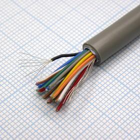 Провод 25-ти жил.экр. RS-232-25C, цена за 1 метр; UL 2464 25C 25 жил + общий экран