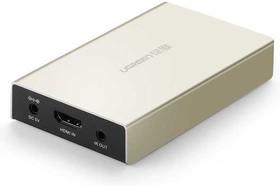 UG-40280, Удлинитель HDMI по витой паре до 120m (передатчик) + IR