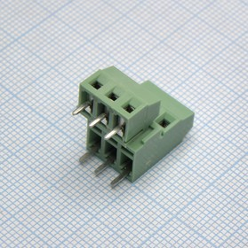 DG381B-3.81-06P-14-00AH (зелёный)