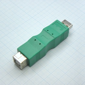 USB ADAPTER AM/BF (25) (переходник)