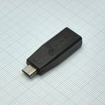 USB AD miniUSB 5BF/ microUSB 5BM, переходник