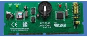 UNI-DS3 80 pin PIC card option