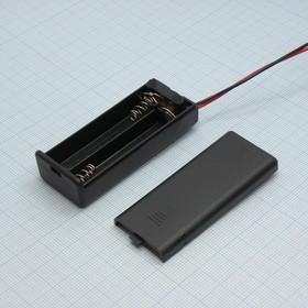 Держ.батарей KLS828 (2*ААА с кр.) с пров