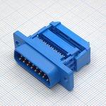 Фото 4/4 DI-15M (DS1036-15M), Вилка 15 pin на шлейф