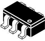 Фото 1/2 SMS05T1G, ESD Suppressor TVS Uni-Dir 5V 6-Pin SC-74 T/R
