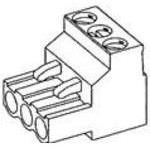 Фото 1/2 796640-3, Conn Eurostyle Block F 3 POS 5mm Screw RA Cable Mount 15A/Contact Box
