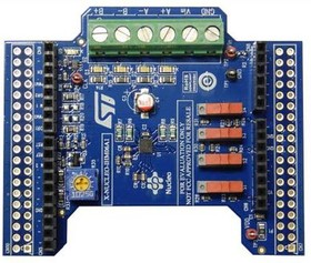 X-NUCLEO-IHM06A1, STSPIN220 Motion Motor Control Expansion Board