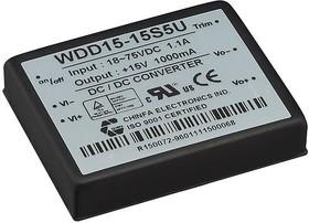 WDD15-15S5U