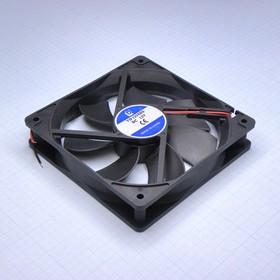 Вентилятор 12V/VD1225HS 0.28A, 120*120*25 12V