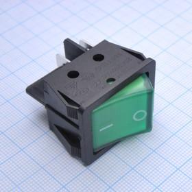 DS KCD4-201N зеленый 25А