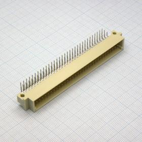 DIN 3X32 96MR (2.54mm)