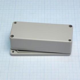 G102G серый металлич. (90*36*30)