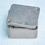 Фото 2/4 G101, Корпус для РЭА 50x45x30мм, металл, герметичный