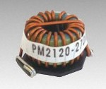 PM2110-471K-RC, Inductor Power Wirewound 470uH 10% 1KHz Iron 2.6A 133mOhm DCR Box