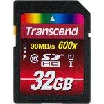 TS64GSDXC10U1, 64GB SDXC Class10 UHS-I 600X ULTIMATE