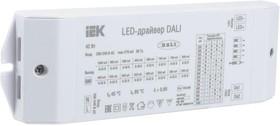 Драйвер LED DALI 42Вт 250-1000мА 8-52В IEK LPS14-01-042-1000