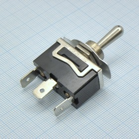 MT KN3(C)-103AP-B3 15A/125V 10A/250V (ON-OFF-ON 1гр. конт. клеммы)