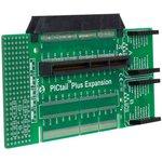 AC240100, Расширительная плата PICtail Plus ...