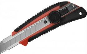 LC561HSB, Нож с винтовым стопором в кобуре, 18мм