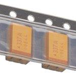 Фото 4/4 TAJD337K010RNJ, танталовый SMD конденсатор.330 мкф 10В типD 10%