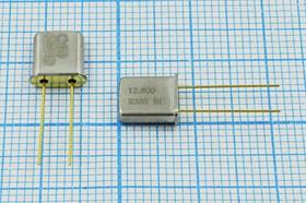 кварцевый резонатор 12.8МГц в миниатюрном корпусе UM1, нагрузка 12пФ, 12800 \UM1\12\ 10\ 20/-20~80C\SF[SUNNY]\1Г