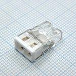 Фото 3/5 2273-242, Клемма 2 контактная, компактная, с пастой 0.5-2.5 кв.мм