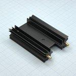 SK 104 50.8 STC, Радиатор для TO-220, ТО3P, 34.9x12.7мм