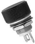 Фото 1/2 P16NM104KAB15, Res Cermet POT 100K Ohm 10% 1W 1(Elec)/1(Mech)Turns 16mm (16 X 24.5mm) Solder Lug Panel Mount Bulk