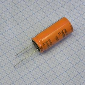 ECAP (К50-35), 2700 мкФ, 50 В, 18x40, B41858C6278M000, Конденсатор электролитический алюминиевый