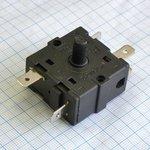 DS XK-2-5p, Переключатель четырехпозиционный (3рабочих+выключен) для ...