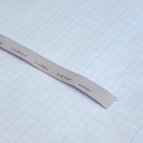 ШЛЕЙФ 8 жил /1.27mm/, цена за 1 метр