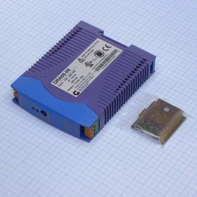 DRA05-05 (AC-DC Din, 5Вт, выход 5В/1A, рег. вых)