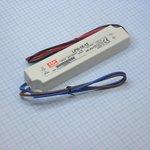 Фото 2/2 LPH-18-12, AC/DC LED, 12В,1.5А,18Вт,IP67 блок питания для светодиодного освещения