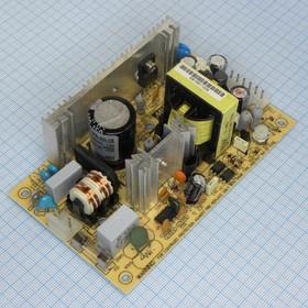 PS-65-15, AC-DC,откр.пл. 65Вт, выход 15В/4.2A, рег. вых