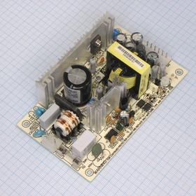 PS-65-27, AC-DC,откр.пл. 65Вт, выход 27В/2.4A, рег. вых